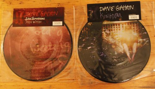 Dave Gahan - Saw Something, Kingdom
