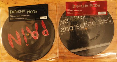Depeche Mode - A Pain That I'm Used To, Suffer Well