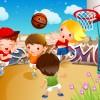 Дети играют баскетбол - Рамки по теме: детский спорт - Волошины.РФ