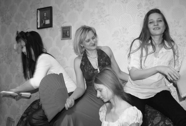 Вместе Алекс, Валя, Кэт, Ека - Ой, девчёнки - Волошины.РФ