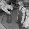 Динозавры двигаются