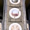 Медальоны на восточном фасаде - Охота за памятниками - Волошины.РФ