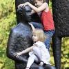 Финляндия подарила этот памятник в 1990 г.  - Охота за памятниками - Волошины.РФ