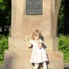 Вошла во вкус фотографироваться у памятников - Охота за памятниками - Волошины.РФ