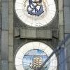 Керамические медальоны фасада не обращенного к реке - Охота за памятниками - Волошины.РФ