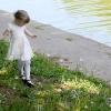 Белый одуванчик - Брат и Сестра. Две семьи. Два парка - Волошины.РФ
