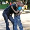 Мама с сыном - Брат и Сестра. Две семьи. Два парка - Волошины.РФ