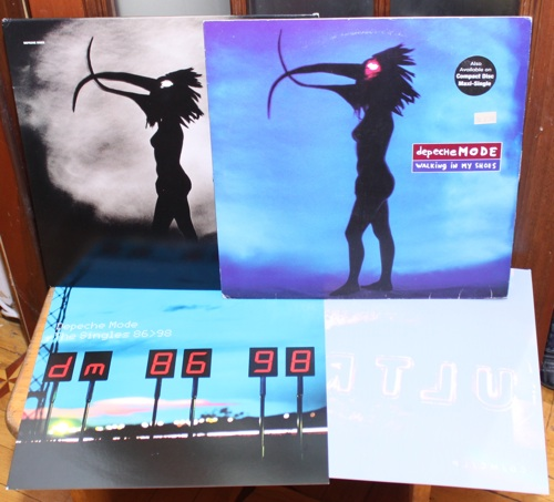 Depeche Mode - Walking In My Shoes Vinyl - Волошины.РФ