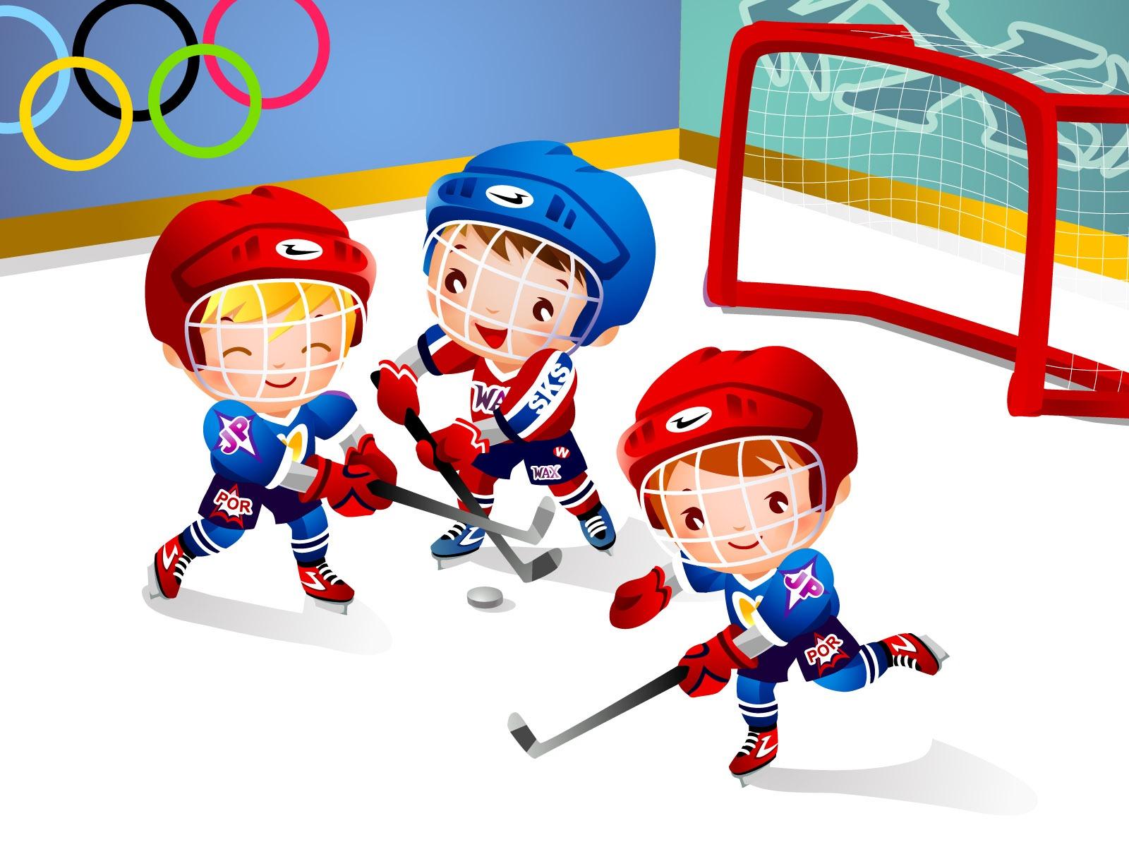Спортивные картинки детские