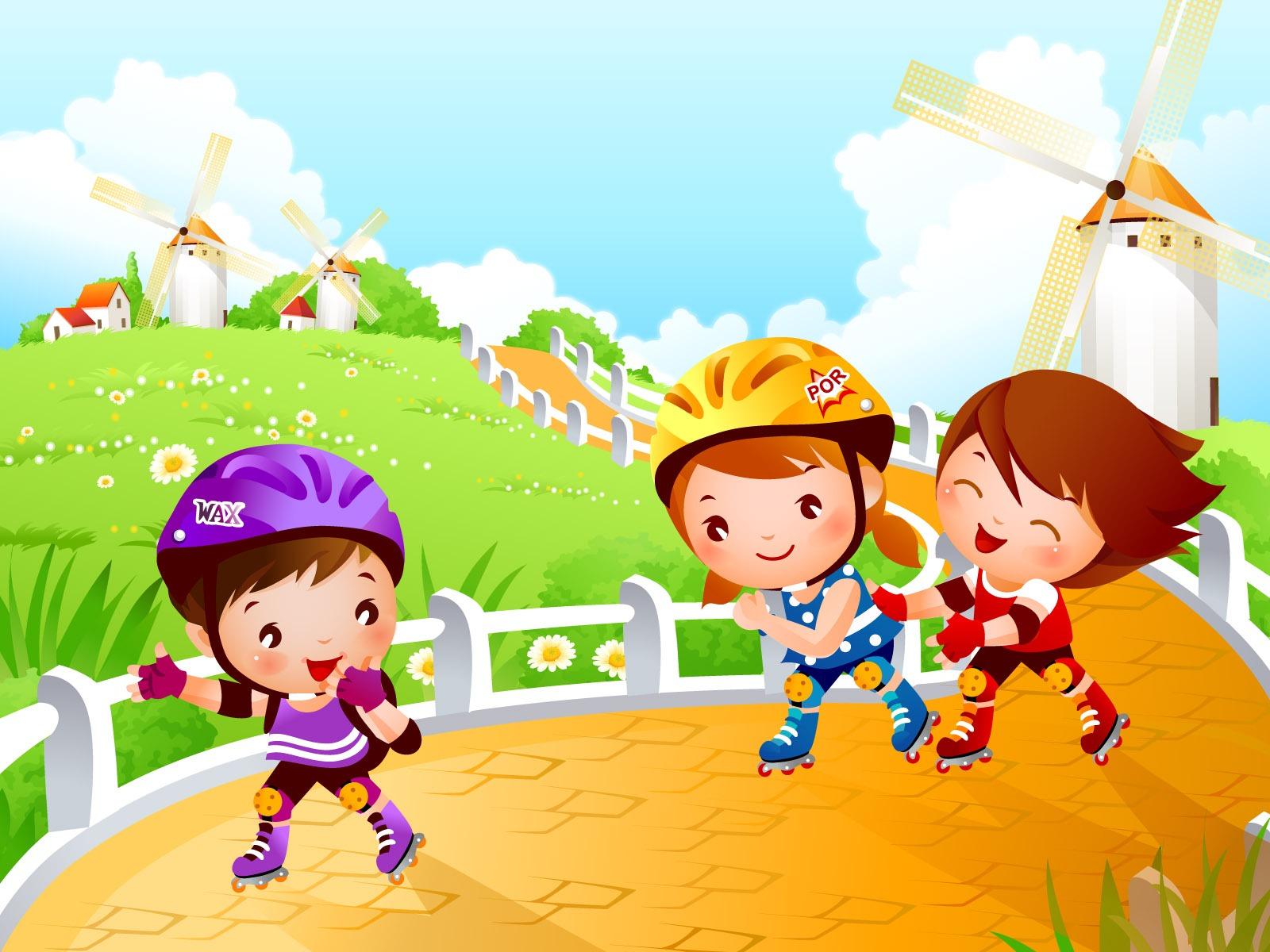 Картинки дети танцуют