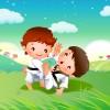Восточная борьба - Рамки по теме: детский спорт - Волошины.РФ