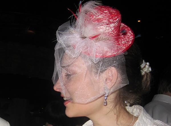 В профиль - Мини-шляпки - Волошины.РФ