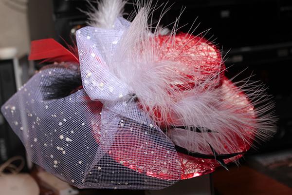 Вторая шляпка - Мини-шляпки - Волошины.РФ