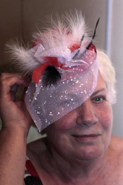 Бабушка в шляпке - Мини-шляпки - Волошины.РФ